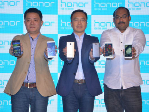 Honor launches Honor 5X at Rs. 12,999 and Holly 2 Plus at Rs. 8,499 in India 1