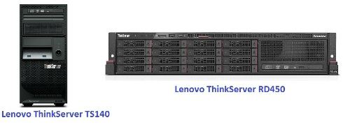 Lenovo launches ThinkServer brand in India with two models - ThinkServer TS140 and ThinkServer RD450 1