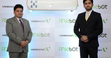 Videocon-IOT-based-AC-Aryabot