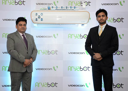 "Videocon launches its IOT based AC ""Aryabot"" 6"
