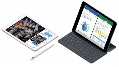 Apple launches 9.7-inch iPad Pro 2