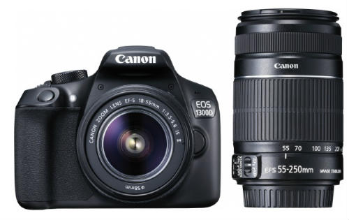 Canon India launches its entry-level DSLR EOS 1300D 9
