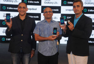 Samsung launches Galaxy J3 with S bike mode 1