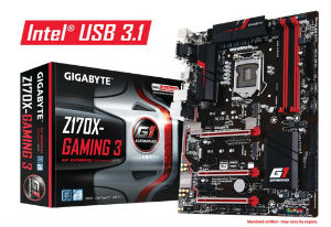 GIGABYTE GA-Z170X-Gaming 3: An Entry Level Motherboard with High-End Features 4