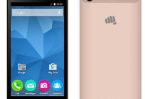 Micromax launches its first Android Marshmallow smartphone- Canvas Spark 2 Plus 5