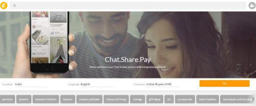 ezebee.com: An online marketplace for entrepreneurs 1