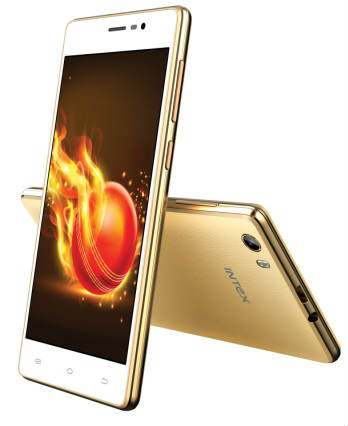 Intex launches Aqua Lions 3G @ Rs. 4,990 1