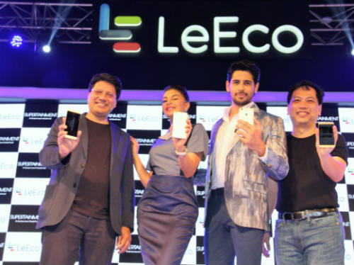 "LeEco launches its ecosystem membership program in India and rolls out its first ""Made for India"" Superphone Le 1s Eco 2"