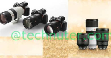 SONY-G-Master-brand-interchangeable-lenses