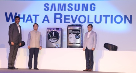 Samsung introduces its first innovative AddWash Technology for washing machines 1
