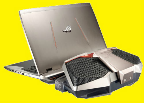 ASUS unveils liquid cooled laptop – ROG GX700 in India 1