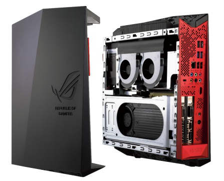ASUS Republic of Gamers (ROG) rolls out its new G20CB gaming desktop 1