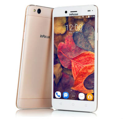 InFocus launches Aadhaar-Enabled Iris Smartphone 3