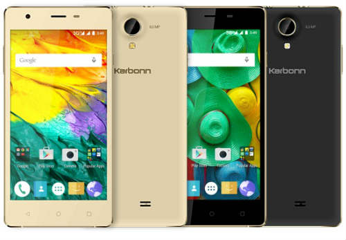 Karbonn rolls out its two new smartphones- Fashion Eye & Fashion Eye 2.0 4
