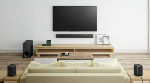 Sony launches real 5.1 channel Soundbar type Home Theatre 1