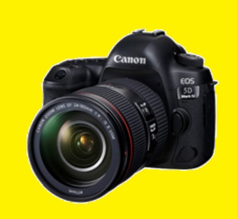 Canon India launches its new DSLR 'EOS 5D Mark IV' 6