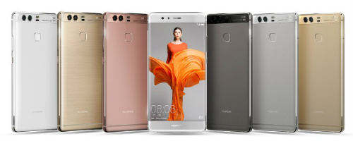 Huawei launches its new smartphone Huawei P9 in India at Rs. 39,999 1