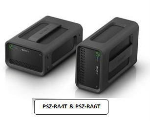 Sony India launches two rugged portable HDD RAID drives- PSZ-RA4T (4TB) and PSZ-RA6T(6TB) 1