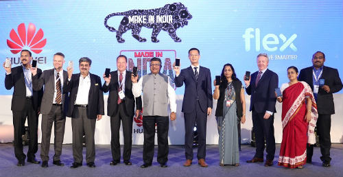 flex-alliances-with-huawei-under-make-in-india-initiative