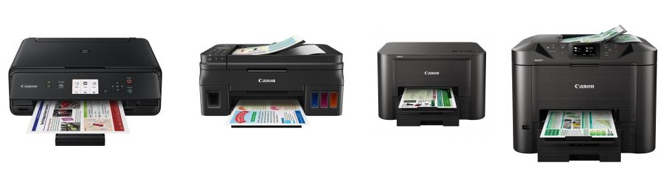 Canon India launches new line-up of MAXIFY series, PIXMA TS