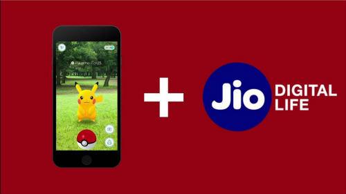 JIO-Pokémon-GO