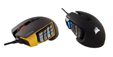 CORSAIR launches SCIMITAR PRO RGB Gaming Mouse at CES 2017 3