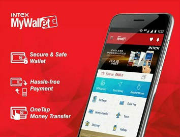 Intex rolls out its e-payment App – Intex MyWallet 1