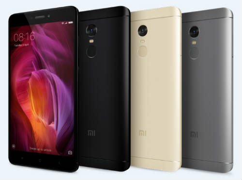 Xiaomi launches Redmi Note 4 in India 1