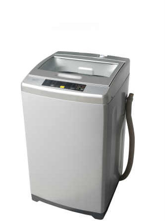 Haier - HWM62-707 NZP washing machine (silver)