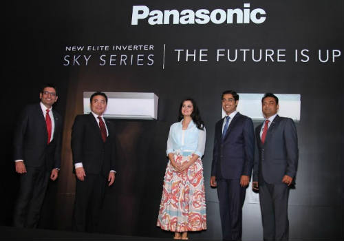 Panasonic unveils its Air-Conditioner 'SKY Series' in the Inverter segment with Radiant Cooling Technology 1