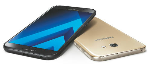 Samsung launches Galaxy A7 & Galaxy A5 9