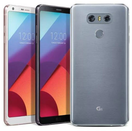 LG launches G6 in India 1