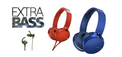 Sony Expands Its EXTRABASS Headphones Line-up 7