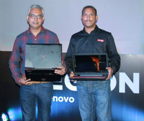 "Lenovo launches its two new gaming laptops ""Lenovo Legion Y520 & Y720"" 32"