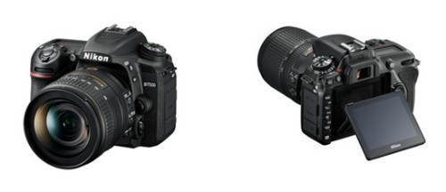 """Nikon rolls out its new camera """"D7500"""" with 20.9-megapixel CMOS sensor and the EXPEED 5 image-processing engine 1"""