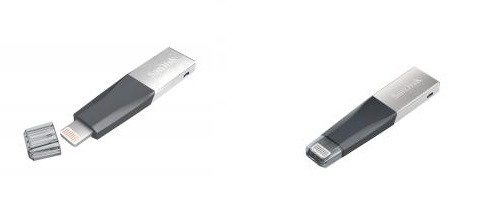 Western Digital Launches SanDisk iXpand Mini Flash Drive 2