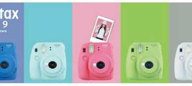 Fujifilm announces the launch of its all new iconic Instax mini 9 4