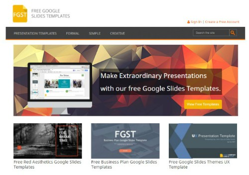 free google slides templates review technuter