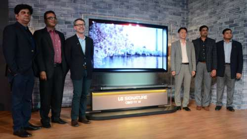 A complete viewing experience with LG OLED TV 2