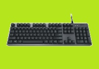 Logitech announces K840 Mechanical Corded Keyboard 1