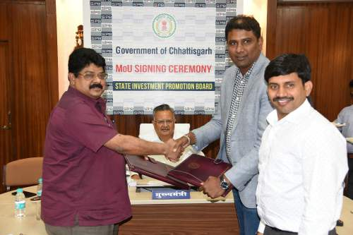 Smartron Signs MoU with Govt. of Chhattisgarh to bring smart technologies and manufacturing to the state 4
