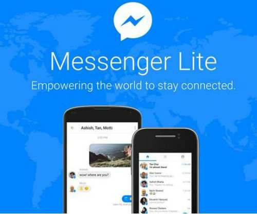 Facebook rolls out Messenger Lite in India 1