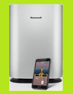 HONEYWELL AIR TOUCH S: India's 1st Smart and Connected Air Purifier on 1
