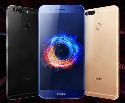 Honor announces a flat INR 1,000 cashback offer on Honor 8 Pro 9