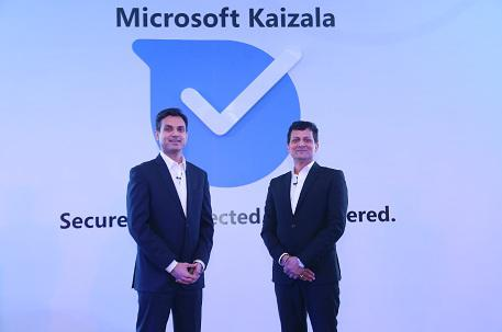 Microsoft Kaizala launches in India 1