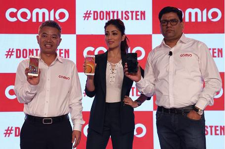 "Comio launches three smartphones ""Comio P1, Comio S1 and Comio C1"" in India 2"