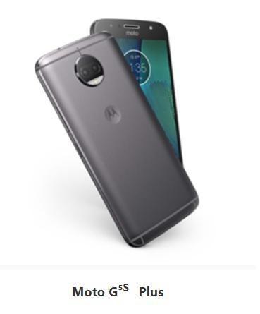 Motorola India unveils the New Moto G⁵S and G⁵S Plus 1