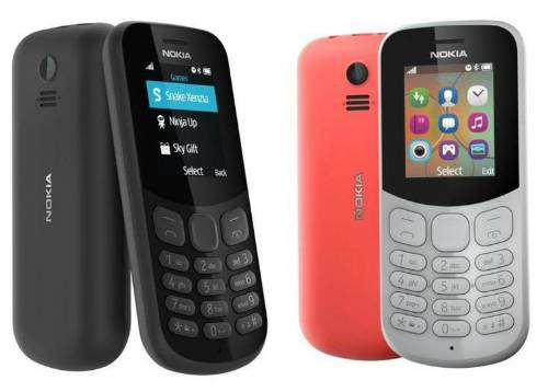 Nokia 130 (2017) Now Available to Buy in India: Price, Specifications