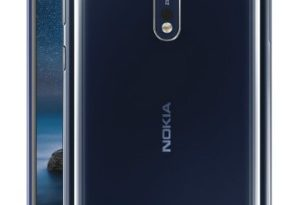 Nokia launches its new smartphone 'Nokia 8' 2