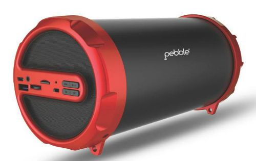 Pebble launches its new bluetooth speaker 'Storm' 1